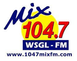 WSGL 104.7 Mix FM
