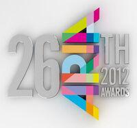 ARIAAwards 2012