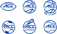 Acc sport specific logos