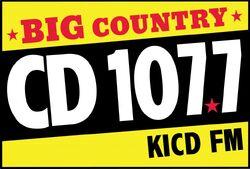 CD 107.7 KICD-FM