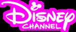 Disney Channel Pink Logo