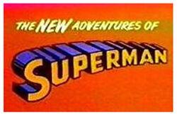 Filmation Superman Title 1960s
