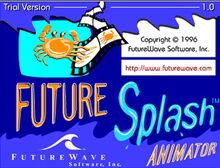 Future Splash Animator (1996)