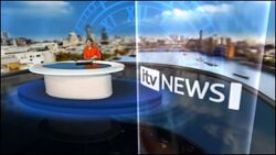 ITV Lunchtime News Titles (2009)