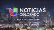 Kcec kvsn noticias univision colorado 10pm mas tiempo contigo promo 2019
