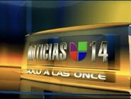 Kdtv noticias univision 14 11pm package 2006