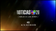 Kint noticias univision 26 second 10pm package 2010