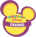 Logo Playhouse Disney Channel