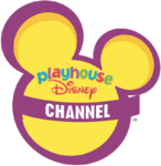 Logo Playhouse Disney Channel