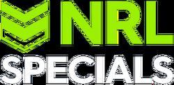 NRL Specials logo