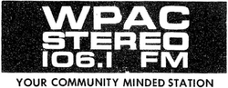WPAC Patchogue 1968