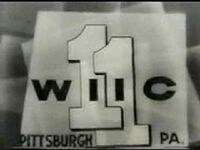 1957 WIIC Channel 11 ID