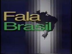 1999 Fala Brasil