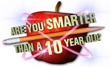Are You Smarter Than a 10 Year Old (UK edition - logo)