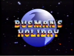 Busman's Holiday 1988