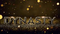 Dynasty (2017) title card