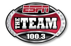 ESPN 100.3 The Team WSEA