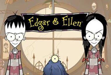 Edgar and Ellen Title Card