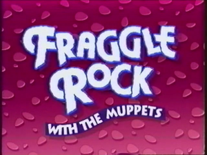 Fraggle Rock 1993 VHS title