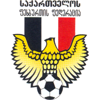 Georgian Football Federation logo (1990-1998)
