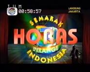 Indosiar 7 Tahun Semarak Pelangi Indonesia Horas
