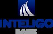 Inteligo Bank logo apilado