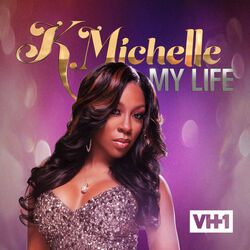 K Michelle My Life poster