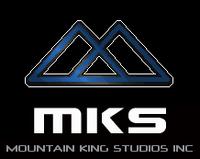 Mountain King Studios Production Contributions Logo Design V1