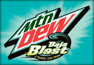 Mtn Dew Baja Bast