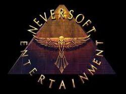 Neversoft logo 1994