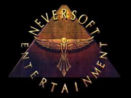 Neversoft logo 1994