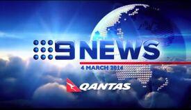 Nine News Early Morning 2012
