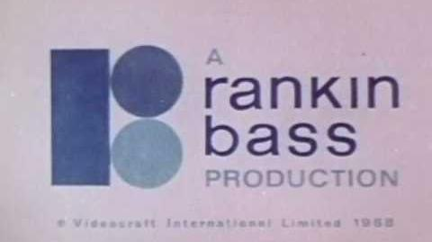 Rankin Bass Productions silent logo (1968-B)