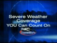 WBRC's FOX 6 Doppler Weather video from 2003