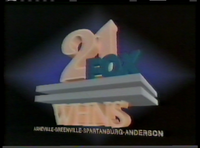WHNS Fox 21 - 1993