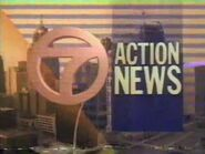 WXYZ Action News 1992