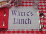 Where's Lunch