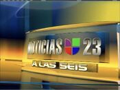 Wltv noticias 23 6pm package 2006