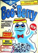 Boo berry box