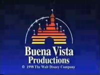 Buena Vista Television (1998)