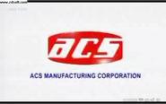 First Shining ACS on screen logo