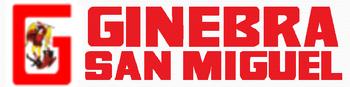 Ginebra San Miguel logo 1985 alt
