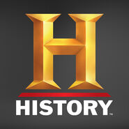 History Channel 2015 logo