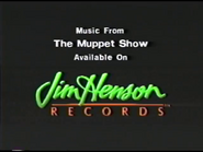 Jim Henson Records soundtrack Muppet show