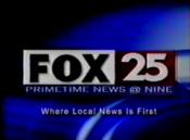 KOKH Fox Primetime News at Nine - 2001