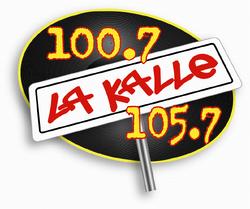 KVVZ-KVVF La Kalle 100.7 105.7