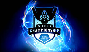 LoL Worlds 2013 logo