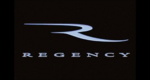 Regency retro logo m