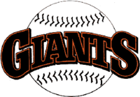 San Francisco Giants logo 1983-1993