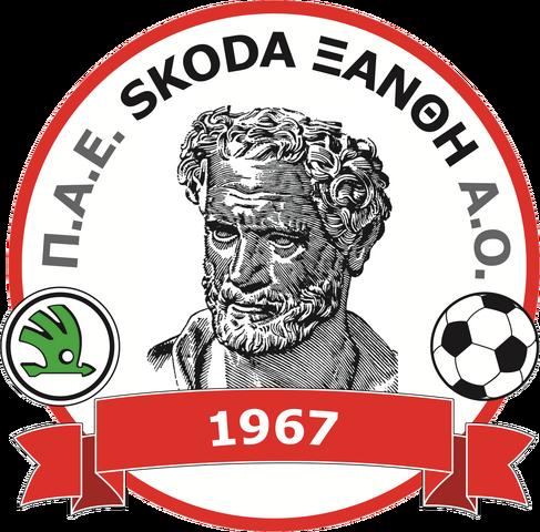File:Skoda Xanthi FC logo.png